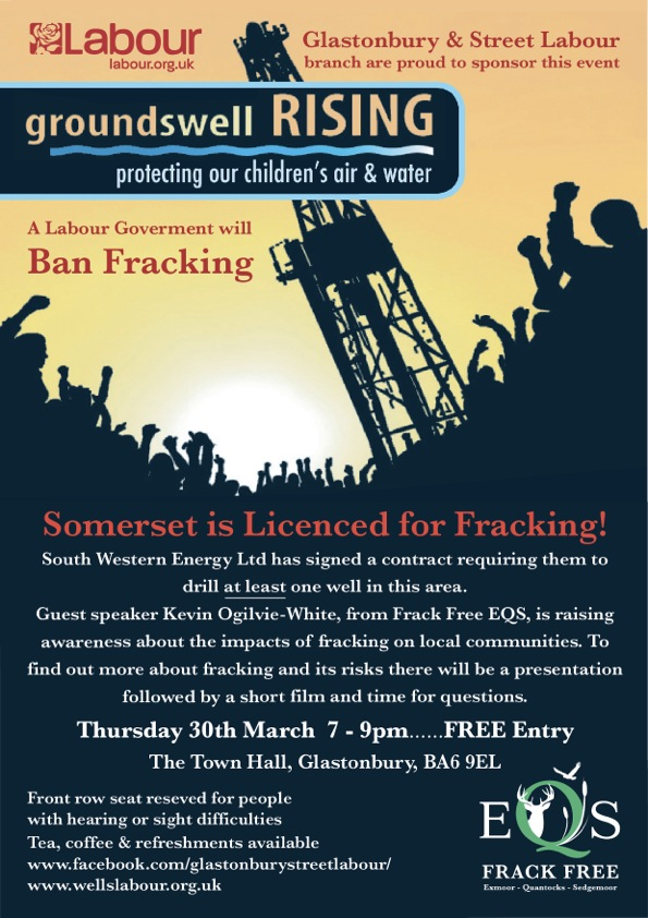 Fracking in Somerset
