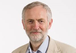 Jeremy Corbyn. Party Leader.