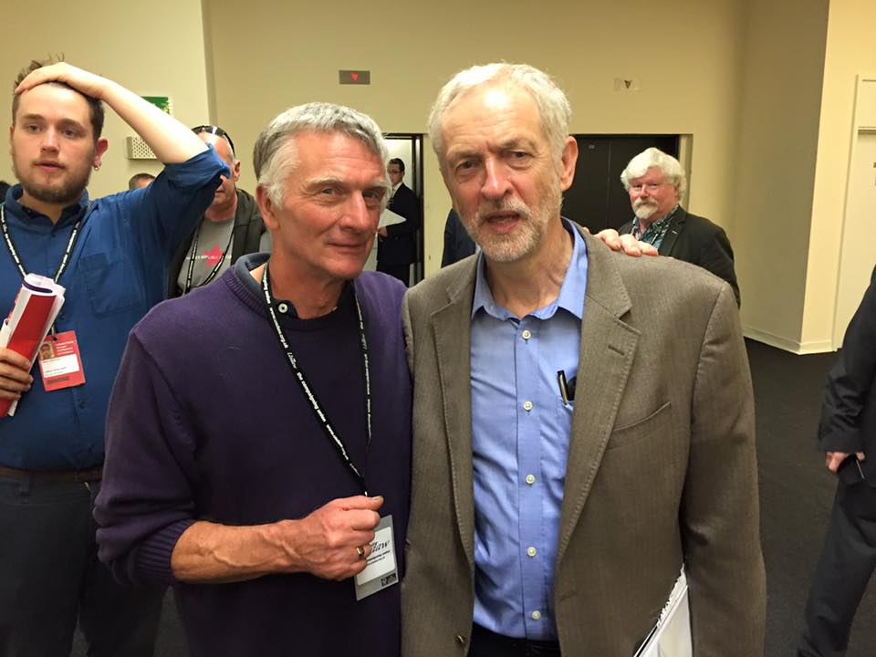 Colin and Jeremy at Party Conference 2015
