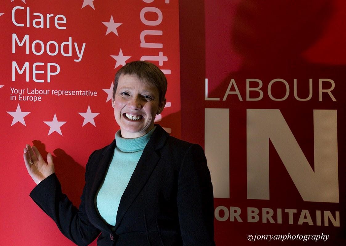 Claire Moody MEP