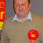 Chris Inchley - Town councillor and vice chair - Shepton Mallet Town Councillor
