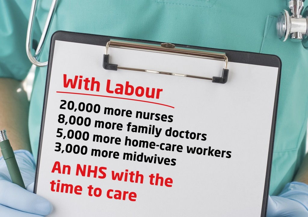 NHS time to care