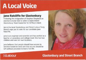 Town Council Leaflet